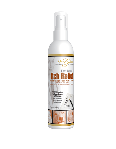 Dr. Gold's - Itch Relief Spray