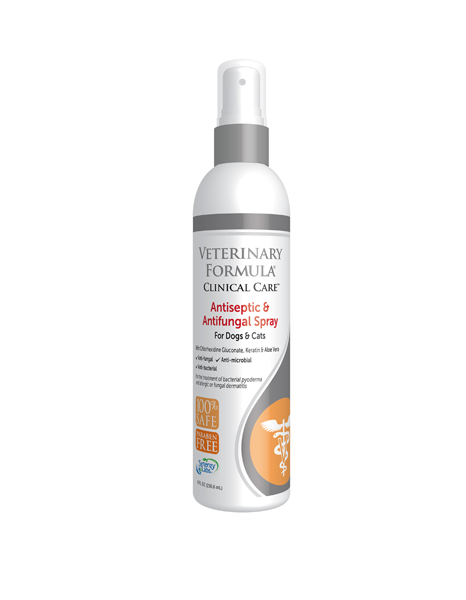 Antiseptic & Antifungal Spray