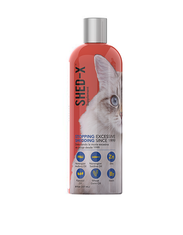 Shed-X Supplement for Cats