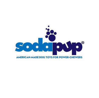 SODA PUP: Tough Toys for Dogs