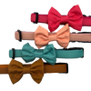 DOG COLLAR <br> & BOW TIE: <br> Nude (NEW)