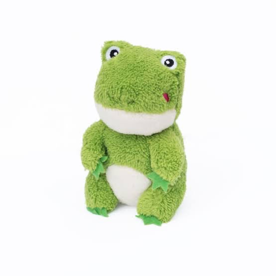 ZIPPY PAWS: Cheeky Chums Frog