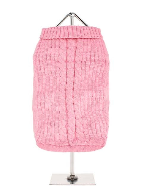 Cable Knit Sweater <br> 2 Colours available