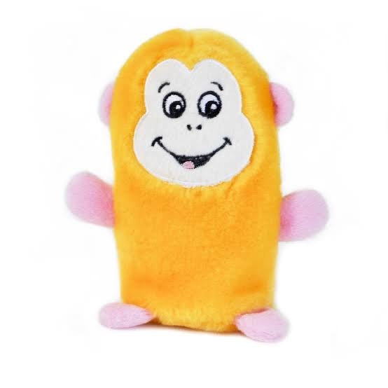 ZIPPY PAWS: Squeakie Buddy Monkey