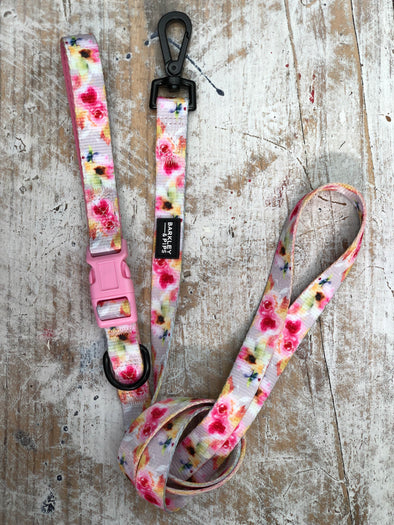 CAFE LEASH: <br>Pretty in Pink
