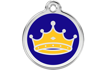 ID TAG:<br> Crown <br> NEW!