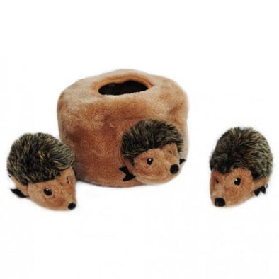 ZIPPY PAWS <br> Burrow Hedgehog