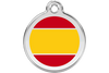 ID TAG: <br> Flags <br> NEW!