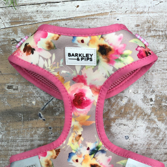 ADJUSTABLE<br> HARNESS:<br>Pretty in Pink<br> NEW!