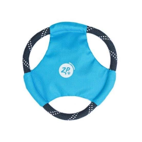 ZIPPY PAWS: Rope Gliderz Turquoise