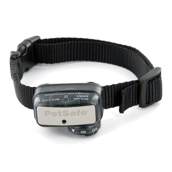 Little Dog Deluxe Anti-Bark Collar - Barkley and Pips