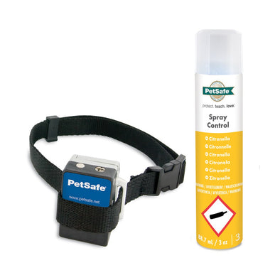 Anti-Bark Spray Collar™ Basic Spray Bark Control Collar - Barkley and Pips