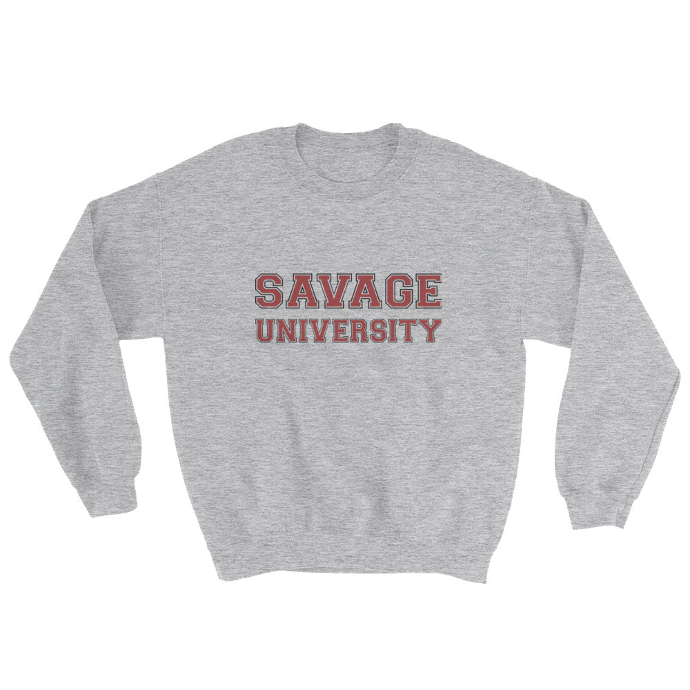 Savage University Crewneck