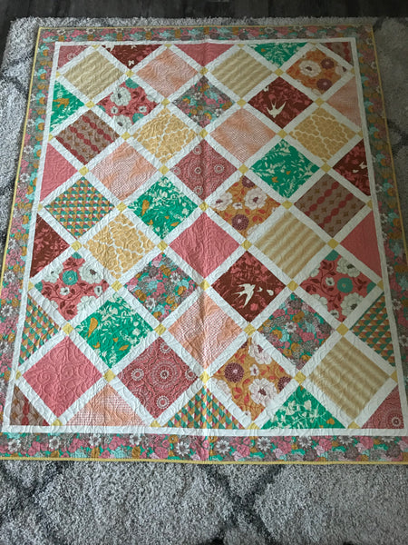 Lattice Quilt (Joel Dewberry Bungalo)