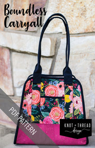 Boundless Carryall (PDF Pattern)