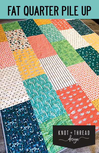 Fat Quarter Pile Up