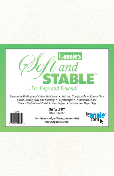 Copy of By Annie's Soft and Stable 36'' x 58'' (1 yard)
