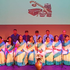 AnandaDhara Art from UK Performs on Stage Draped in IndyVogue Sarees