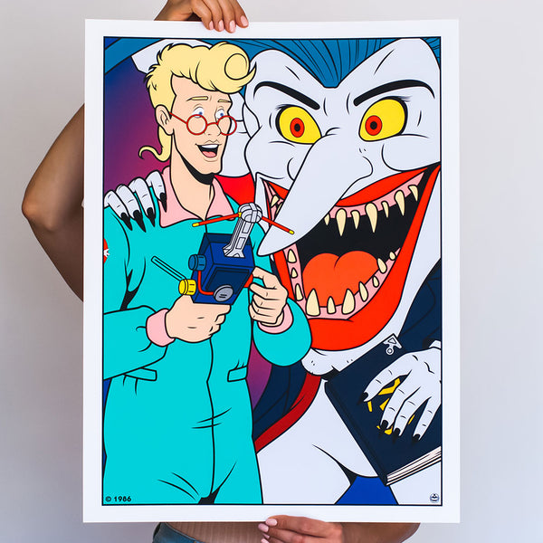 Best Friends - The Real Ghostbusters