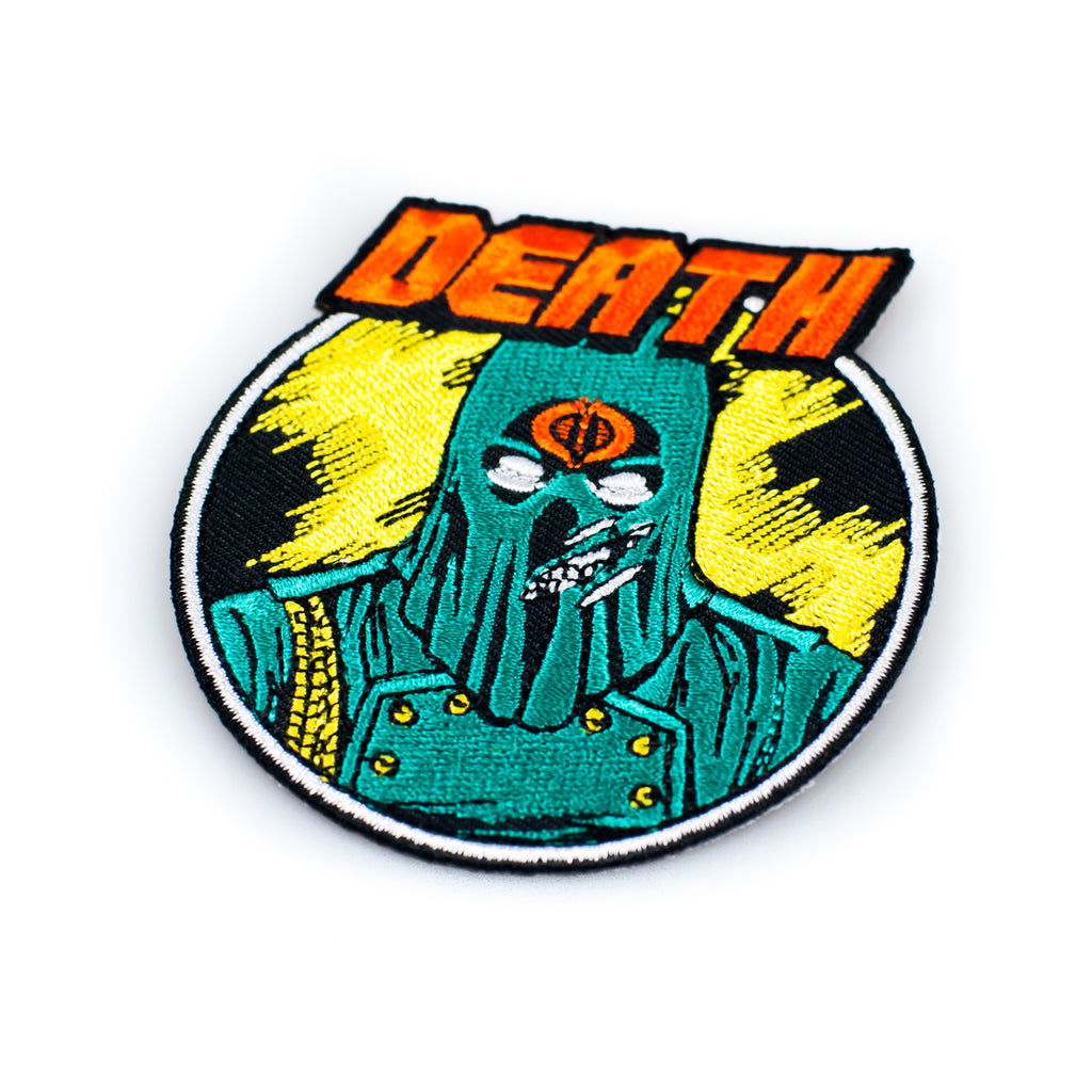 Death Commander Patch
