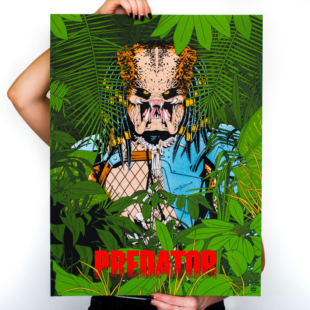 Predator - One Ugly Motherfucker