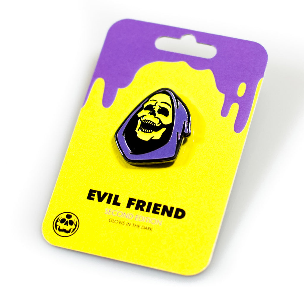 Evil Friend - 2nd Edition