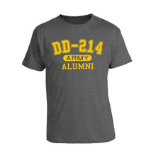 Load image into Gallery viewer, Retired US Army DD 214 Military Unisex T Shirt | JonnyChapps Mercantile