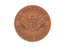 Load image into Gallery viewer, Department of Homeland Security Seal | STL 3D Model  -  Department of Homeland Security Seal | STL 3D Model  -  STL Files