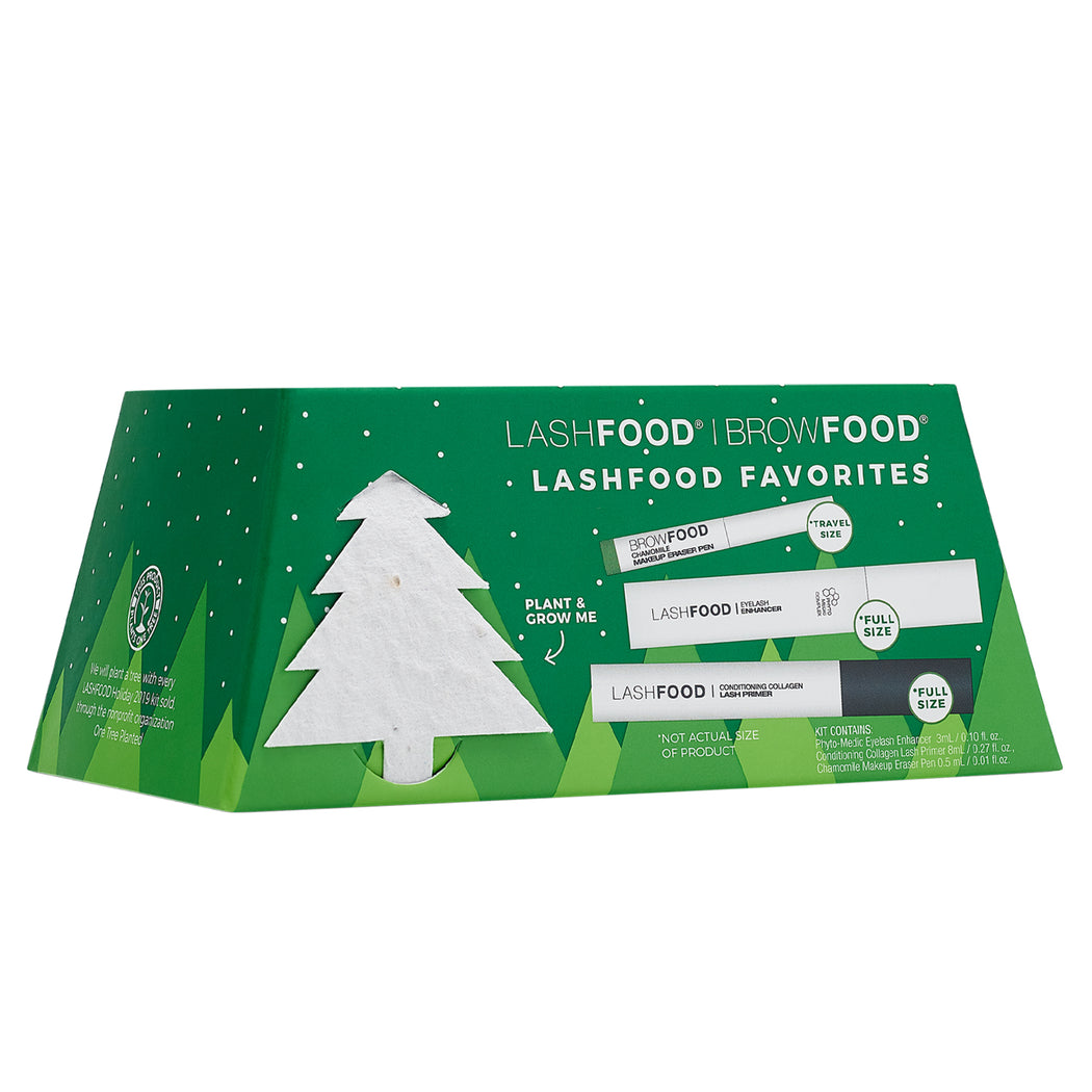 LashFood Favorites