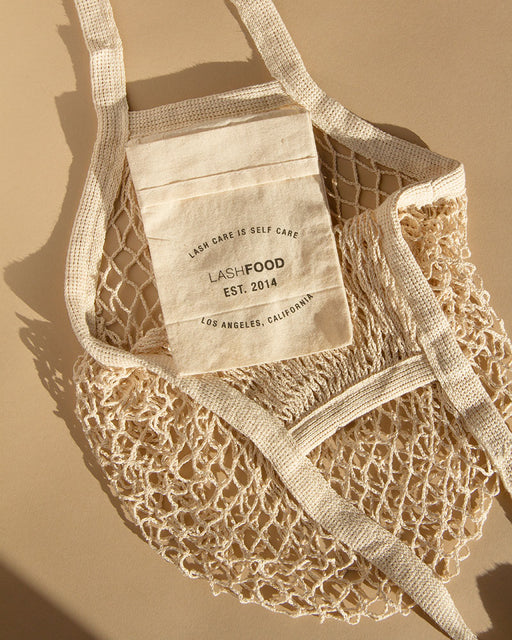 LASHFOOD ECO NET MARKET BAG