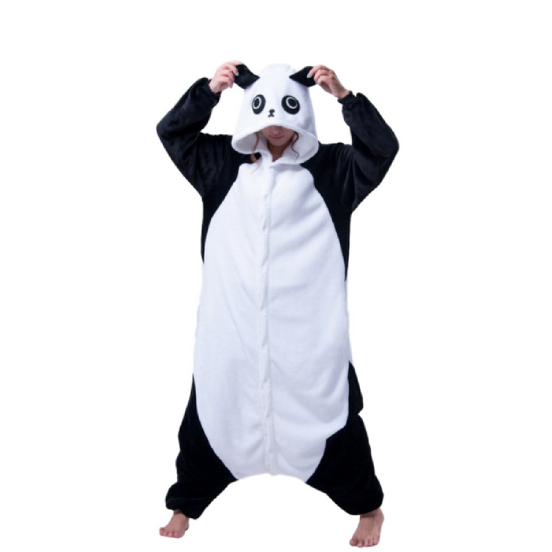 Panda Onesie For Adults - Pandan