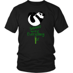 Balance is everything Panda Shirt Unisex - Pandan