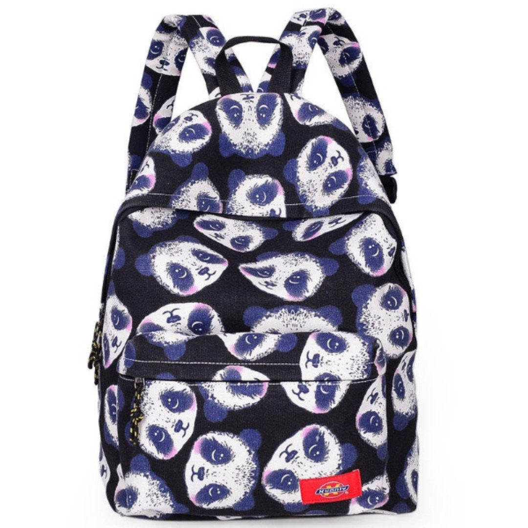 Art Panda Backbag - Pandan
