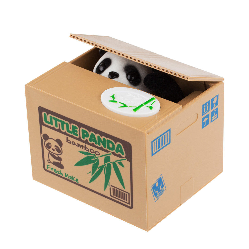 Panda Money Box - Pandan
