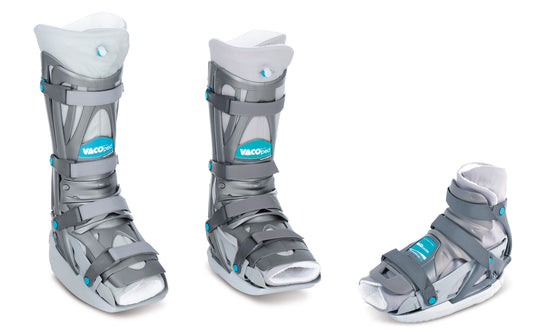 Vacocast Vacoped moonboot ankle orthopaedic sprain fracture foot