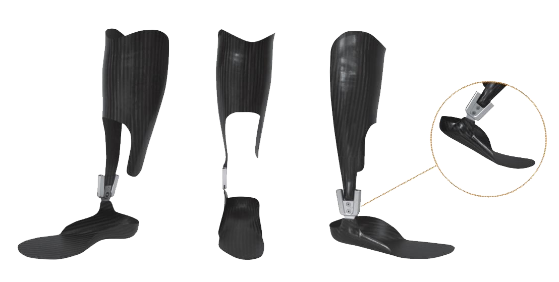 Ankle foot orthoses (AFOs) available in New Zealand