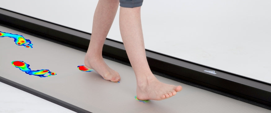 Ultrasensor 3D gait analysis