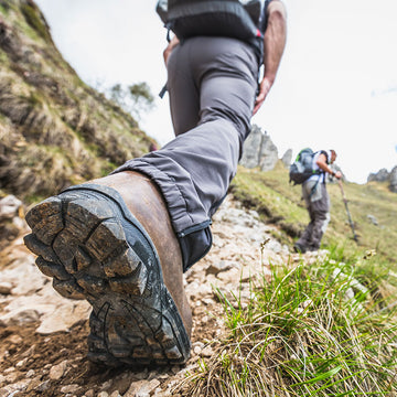Foot orthotics for hiking