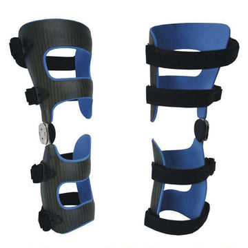 Knee orthosis custom carbon OB available in New Zealand