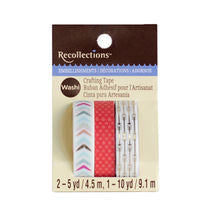 Decorative washi tape