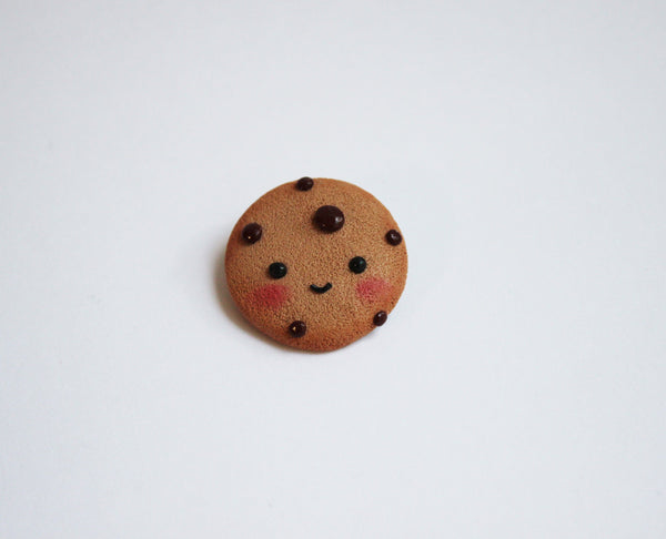 Milk and Cookie friends brooch, Unique Christmas gift idea for BFF - Adventacle