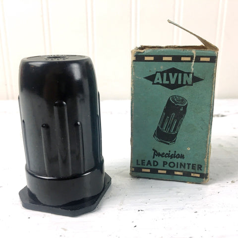 Alvin Precision Lead Pointer #5000- vintage - made in Germany