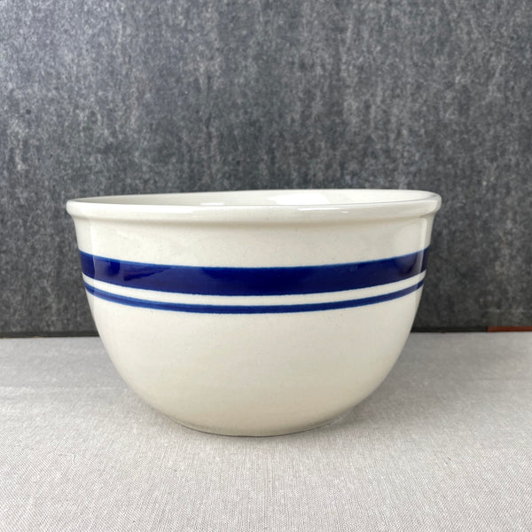 Bonabry Basics Polish pottery blue and white bowl - NextStage Vintage