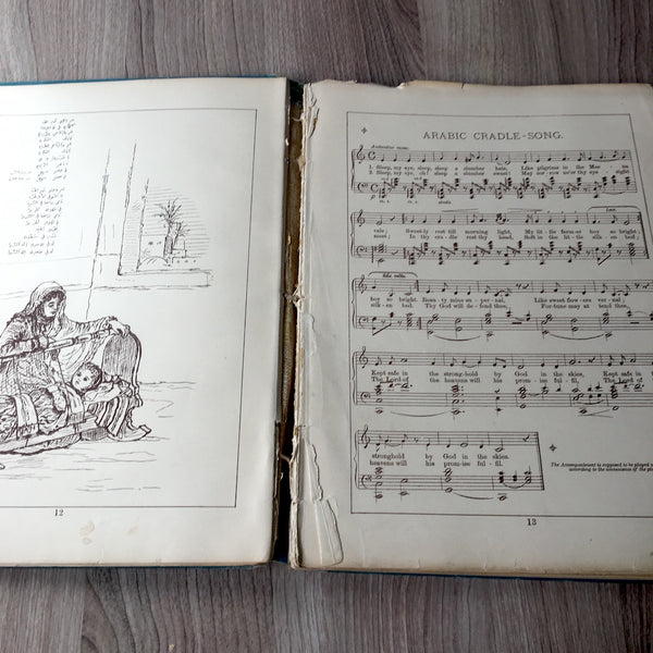Cradle Songs of Many Nations - Dodd, Mead & Company - 1882 - NextStage Vintage