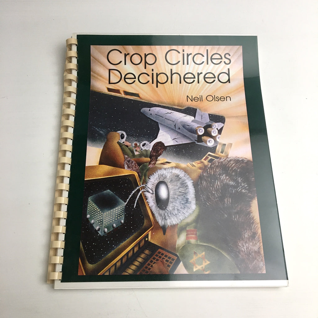 Crop Circles Deciphered - Neil Olsen - Sovot Unlimited - 1997 - NextStage Vintage