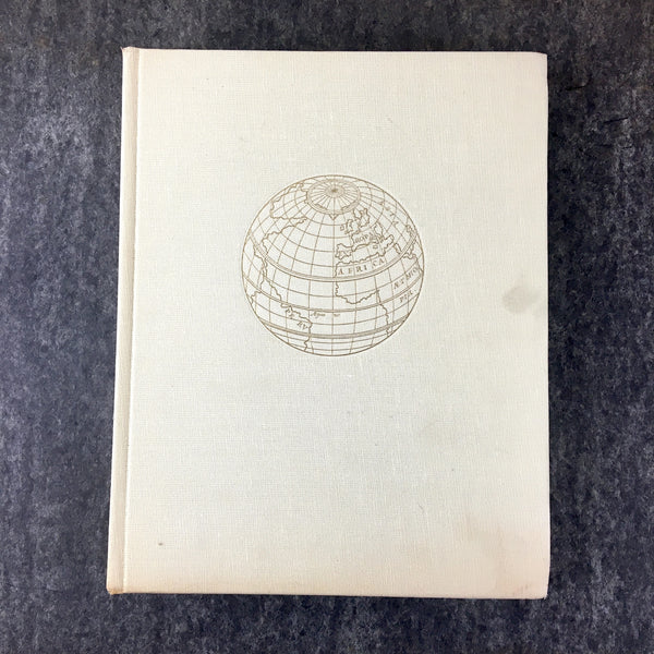 The Discovery of the World - Albert Bettex - 1960 hardcover - NextStage Vintage