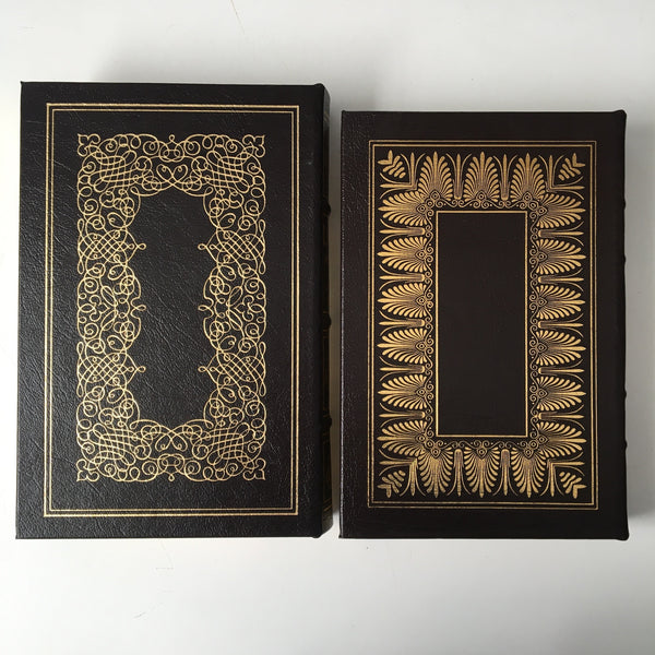 Easton Press 100 Greatest The Republic, Livy History of Early Rome - leather bound editions