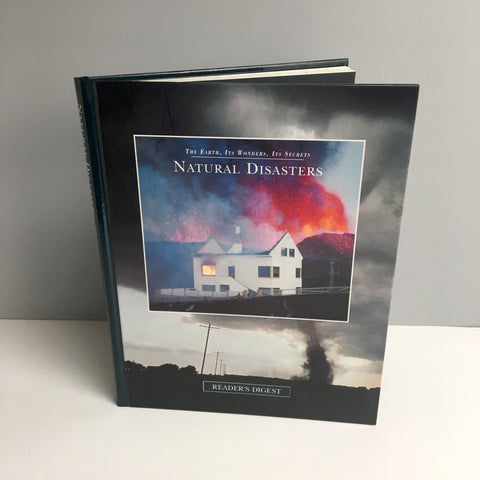 Natural Disasters: a Reader's Digest coffee table book - 1996 - NextStage Vintage