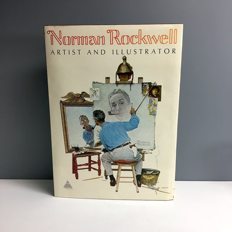 Norman Rockwell: Artist and Illustrator - Thomas S. Buechner - Abrams - 1970 first edition