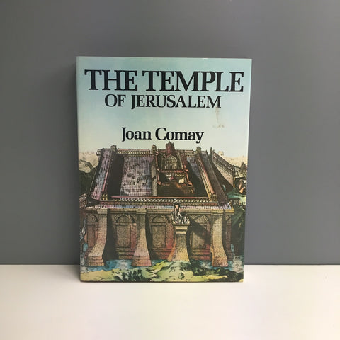 The Temple of Jerusalem - Jean Comay - 1975 hardcover - NextStage Vintage